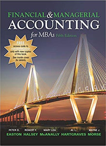 solution manual for financial and managerial accounting for mbas 5th rh testbankhome com financial accounting for mbas 4th edition solutions manual financial and managerial accounting for mbas solution manual pdf