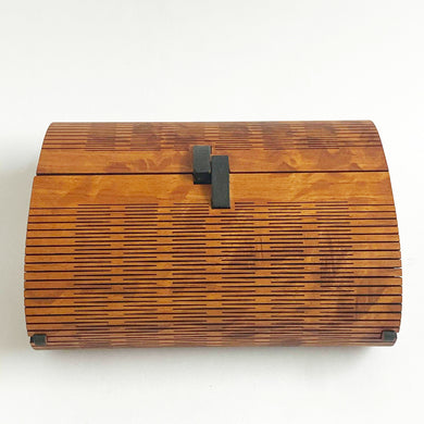 Sheoak Wooden Jewellery Box