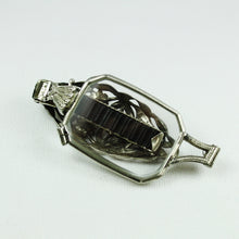 Lovely Vintage Hand Held Marcasite Spectacles