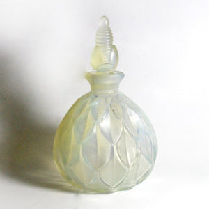 Antique Sabina Opalescent Perfume Bottle