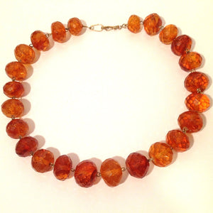 Baltic Amber c.1930s Necklace