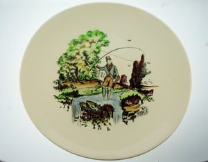 "Royal Staffordshire ""Ceramics by Clarice Cliff"" Signed Wall Plate"