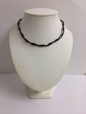 Victorian Natural Tortoiseshell Necklace