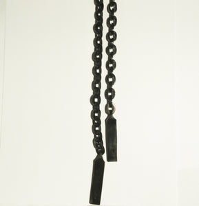 Horn Chain Necklace