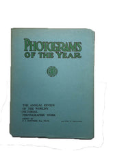 Photographs of the Year magazine 1938