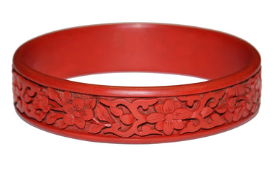 Cinnabar Bangle