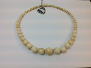 Vintage Ivory Necklace