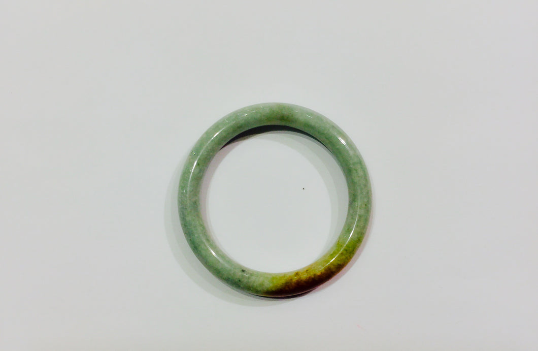 Natural Jadeite Bangle