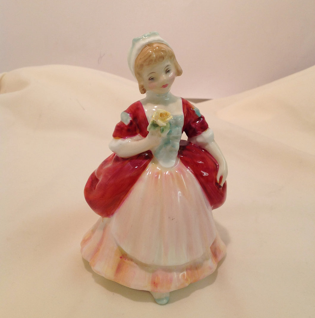 Royal Doulton Figurine of a Lady 'Valeries'