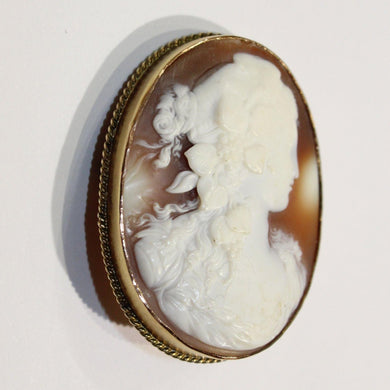 Antique Georgian Cameo