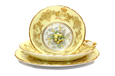 Yellow Paragon Teacup