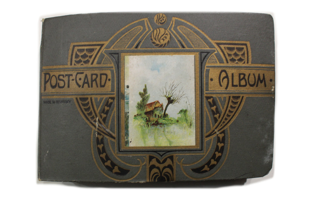 Postcard Album from 1900-1910