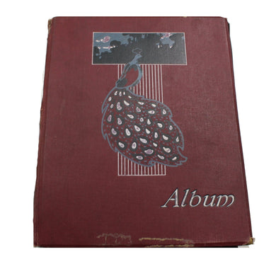 Antique Photograph Album