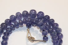 Graduated Tanzanite Necklace
