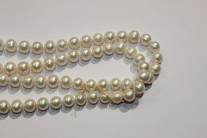 Opera Length Cultured Pearl Necklace