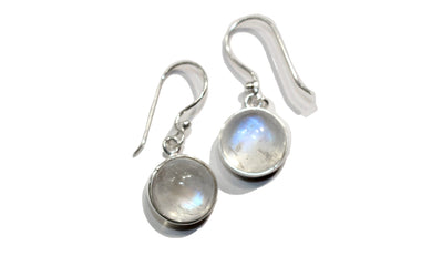 Natural Moonstone Earrings