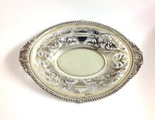 Sterling Silver Decorative Tray c.1901