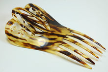 Antique Tortoiseshell Hair Comb