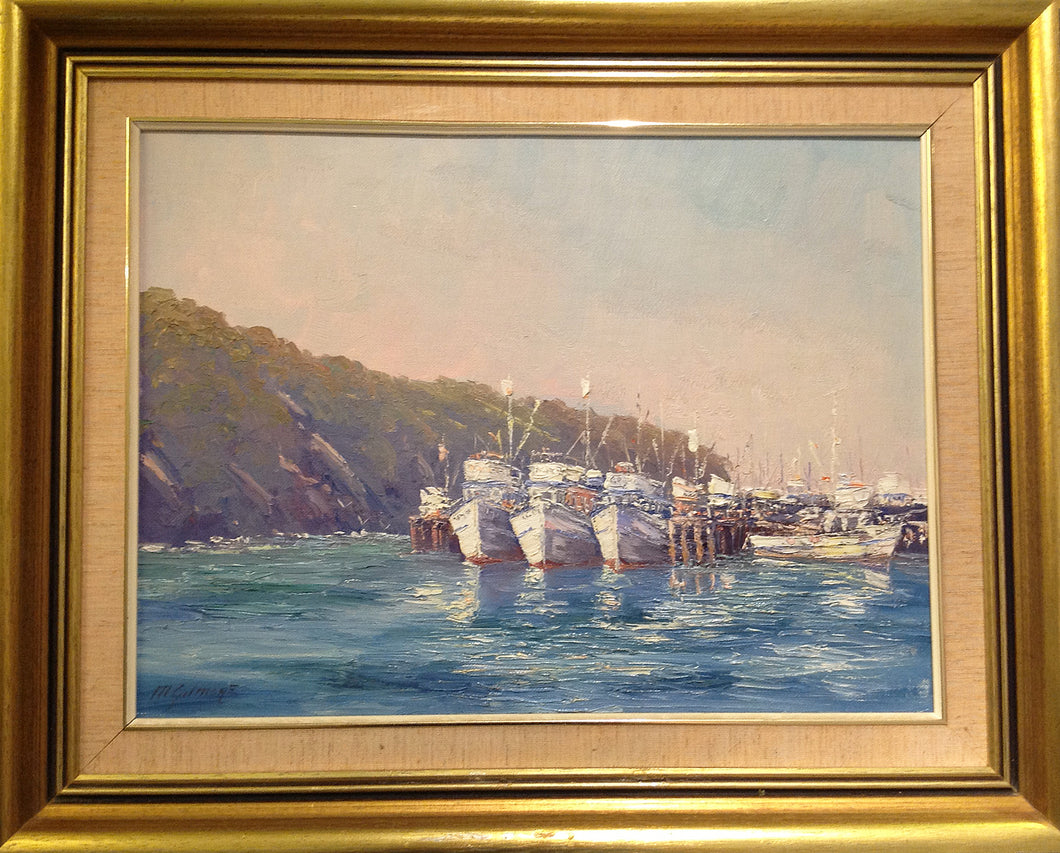'Ulladulla Harbour' by Mary Gilmore