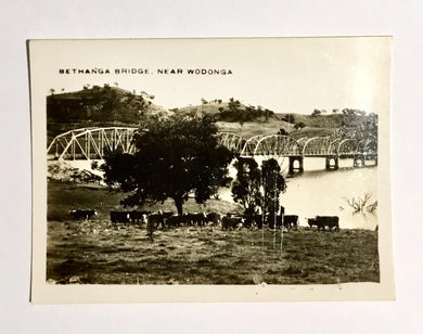 Bethanga Bridge near Wodonga
