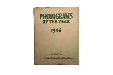 Photograms of the Year magazine 1946