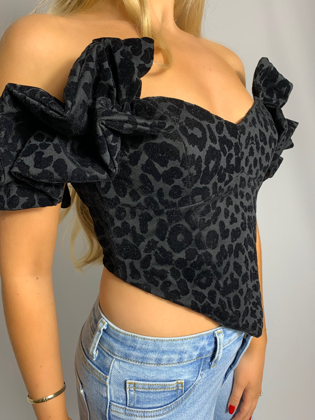 The Ivy Corset Top