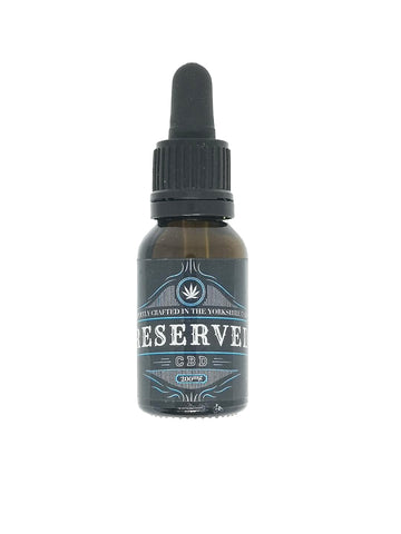 Reserved Vapes 10ml 200:20 CBD:CBG ELiquid