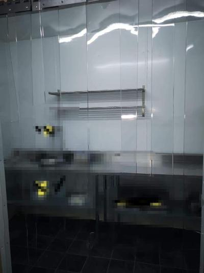 CBD Vape Clean room unit