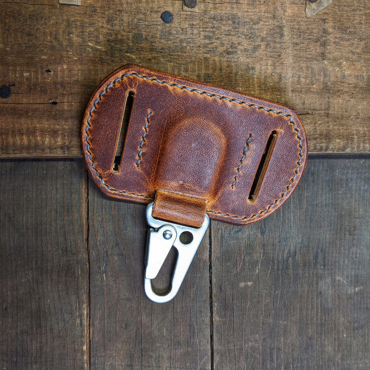 Pocono - Belt Key Clip - Caliber Leather Company