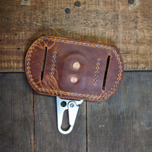 Load image into Gallery viewer, Pocono - Belt Key Clip - Caliber Leather Company