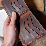 Susquehanna - Bi-fold Wallet - Caliber Leather Company