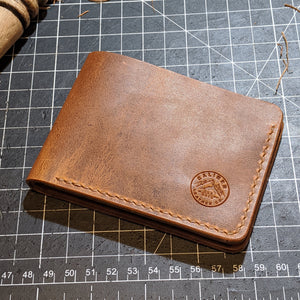 Allegheny - Bifold Wallet - Caliber Leather Company