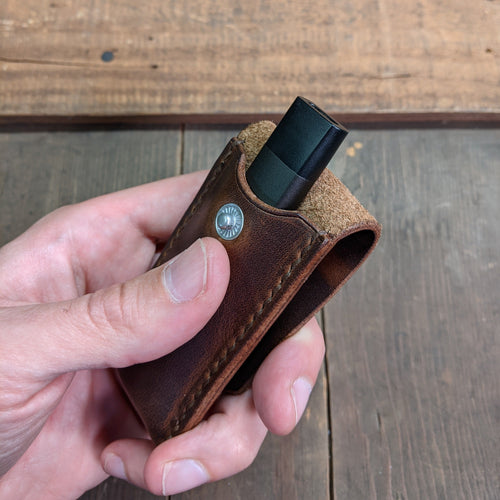 Pax Era Leather Case - Caliber Leather Company