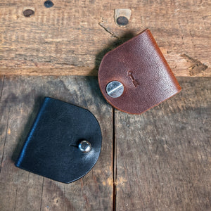 Headphones Holder - Cord Keeper - Caliber Leather Company
