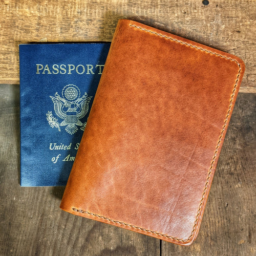 Delaware River - Passport Travel Wallet