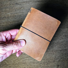 Load image into Gallery viewer, Tioga - Traveler's Notebook - Caliber Leather Company