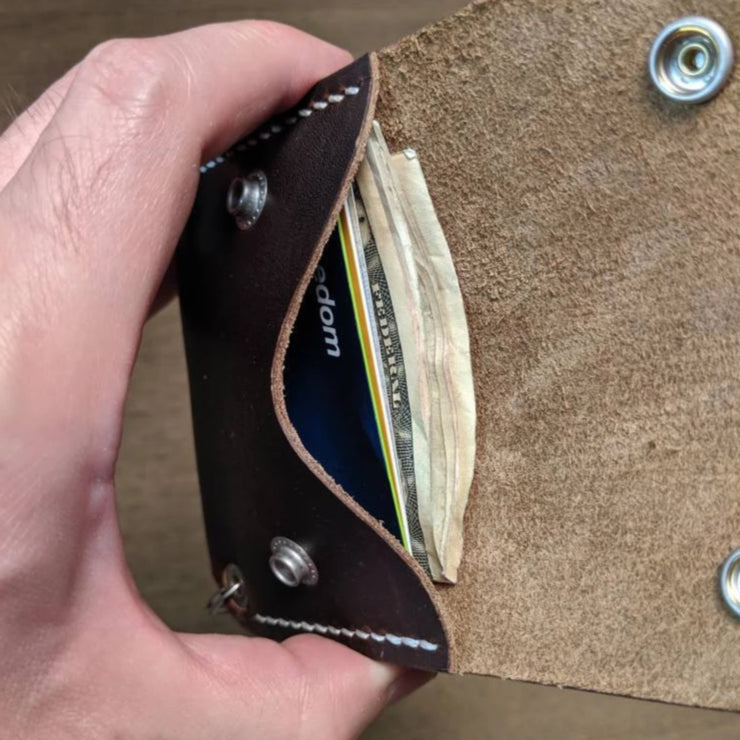 Fest Wallet - Leather Pouch - Caliber Leather Company