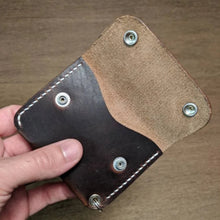Load image into Gallery viewer, Fest Wallet - Leather Pouch - Caliber Leather Company