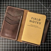 Big Perky -  Perkiomen Field Notes Wallet - Caliber Leather Company