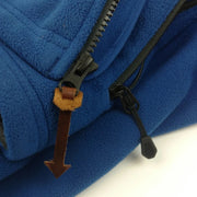 Leather Zipper Pull - Arrow - Caliber Leather Company