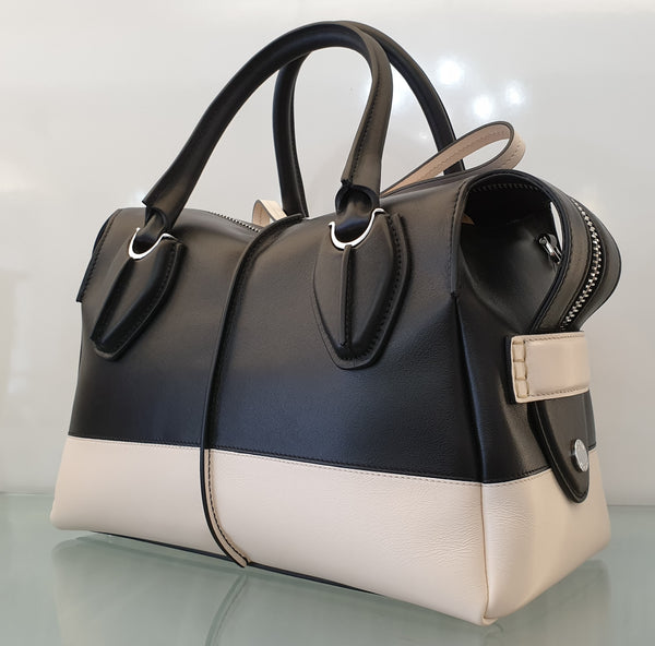 TWO TONE D BAG