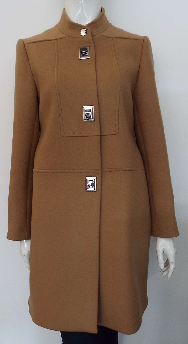 WOOL/CASHMERE COAT