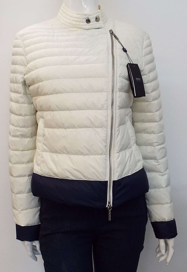 DOWN FILLED JACKET