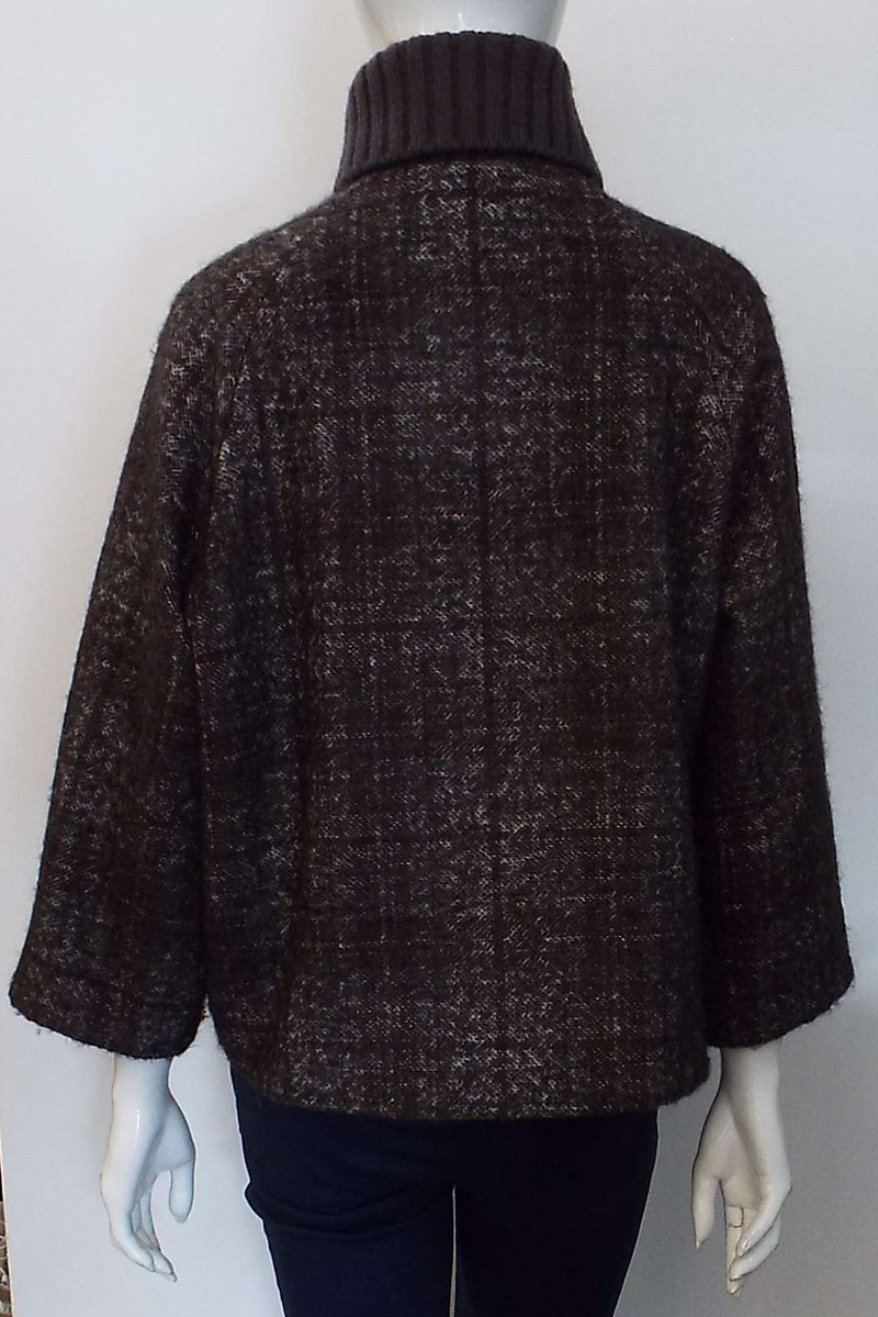 WOOL/ALPACA JACKET