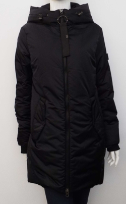 JARLYN PUFFER COAT IN NAVY