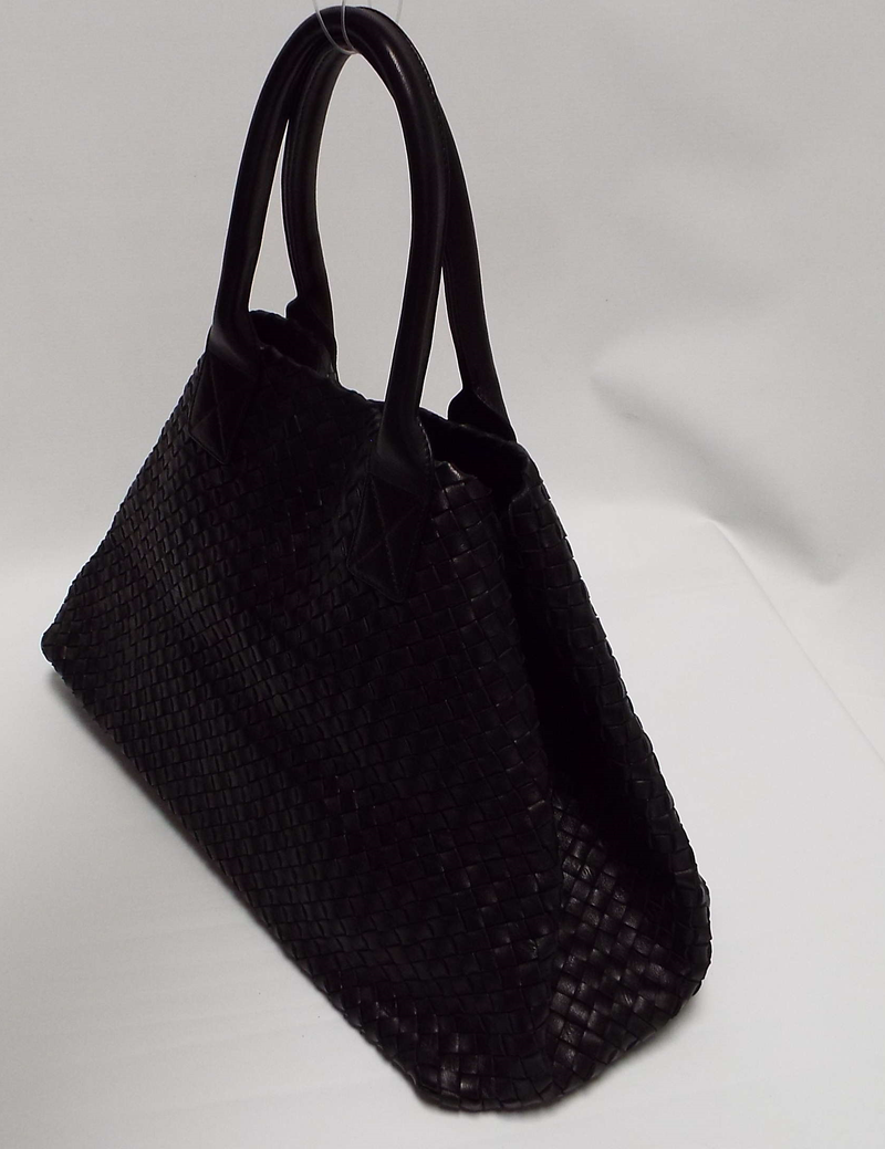 Limited Edition Intrecciato Woven Leather Bag