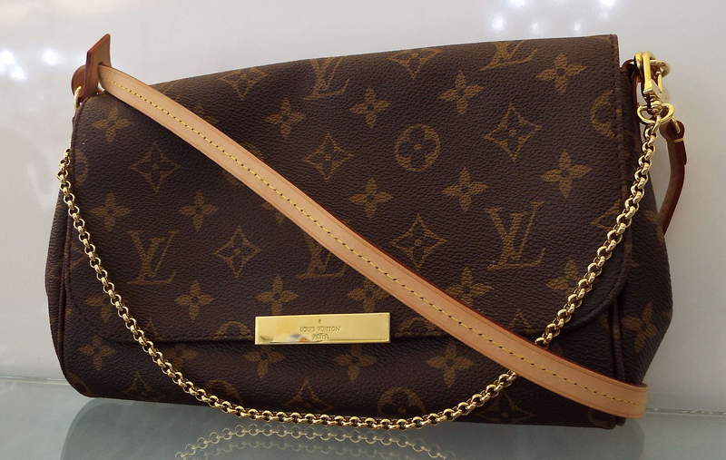 FAVORITE MM MONOGRAM BAG