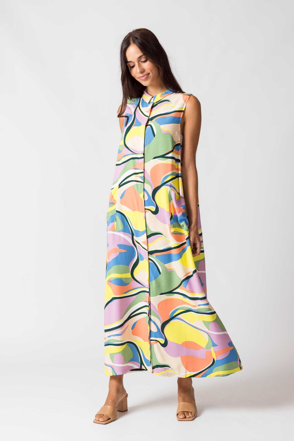 METXE MAXI DRESS