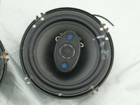 "Blaupunkt GTX650 6.5"" 4-Way Coaxial Speaker 360W Max Set of 2"