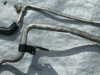 90-93 Mazda Miata Mx-5 OEM low side & high side  A/C ac hose line pipe piping